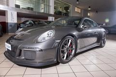 Porsche 911 GT3 CLUBSPORT  Benzina