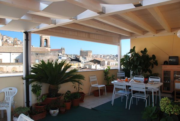 Camere rooms vista Etna B&B a Caltagirone Sicilia 3200773315