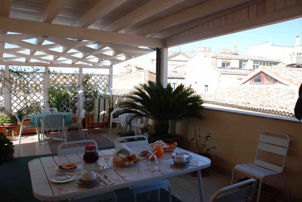 Camere rooms vista Etna B&B a Caltagirone Sicilia