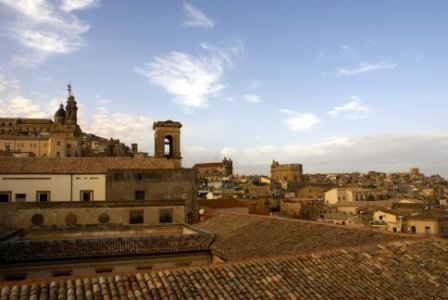 B&B panoramico camere a Caltagirone