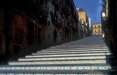 B&B a due passi dalla  scala S.Maria del Monte al centro storico di Caltagirone 3200773315