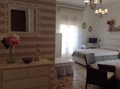 Camere con terrazzo panoramico a Caltagirone
