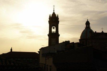 Camere con balconi e vista panoramica a Caltagirone