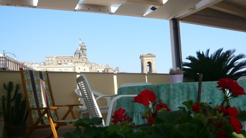 Maison vacance en Italie appartement  b&b Caltagirone