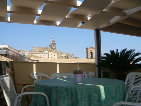 Bed and breakfast vicino a piazza municipio a Caltagirone