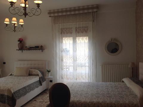 Chambres avec terrasse panoramique B&B en Caltagirone Italie