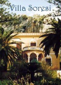 VIlla SORESI Borgetto (PA)