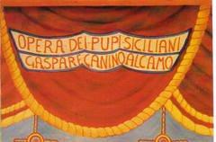 Opera dei Pupi Gaspare Canino