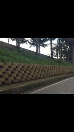 FLOREAL BLOCK Floreal block 50 x 50 x 20 cm MURO DI CONTENIMENTO