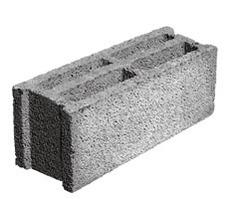 Blocco da intonaco vibrocompresso 15 - 3 pareti Blocco da intonaco dim. 15x20x50  - 3 pareti vibrocompresso
