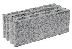 Blocco da intonaco portante 25 - 4 pareti vibrocompresso Blocco da intonaco 25x20x50 4 pareti portante