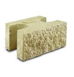 Blocco Vertica® Straight dim. cm. 30 x 45 h. 20 per murature di contenimento a secco.