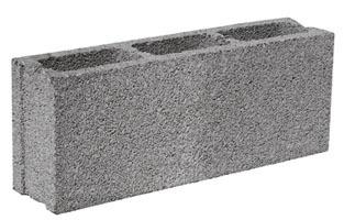 Blocco da intonaco vibrocompreso da 12 Blocco da intonaco dim.12x20x50 vibrocompresso