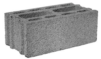 Blocco da intonaco portante 20 - 4 pareti vibrocompresso Blocco da intonaco  vibrocompresso 20x20x50 4 pareti portante