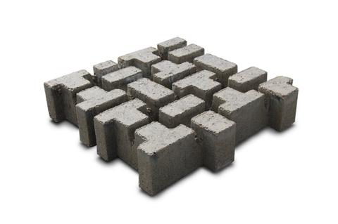 Puzzle puzzle cm 50 x 50 da cm 11.5 di spessore