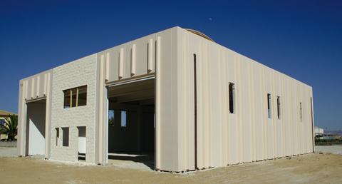 Prefabbricati edili in Sicilia