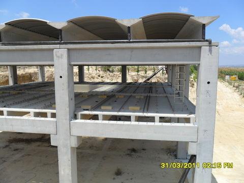 Solai in cemento in Sicilia
