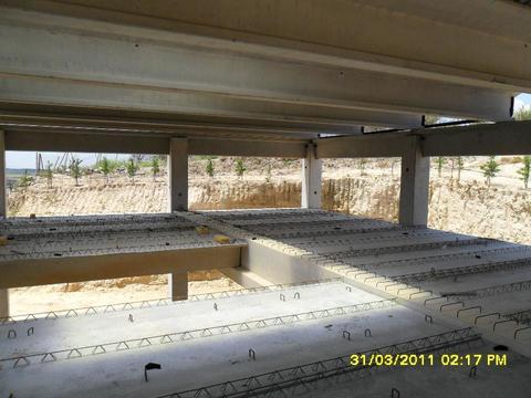 Solai in cemento a Ragusa