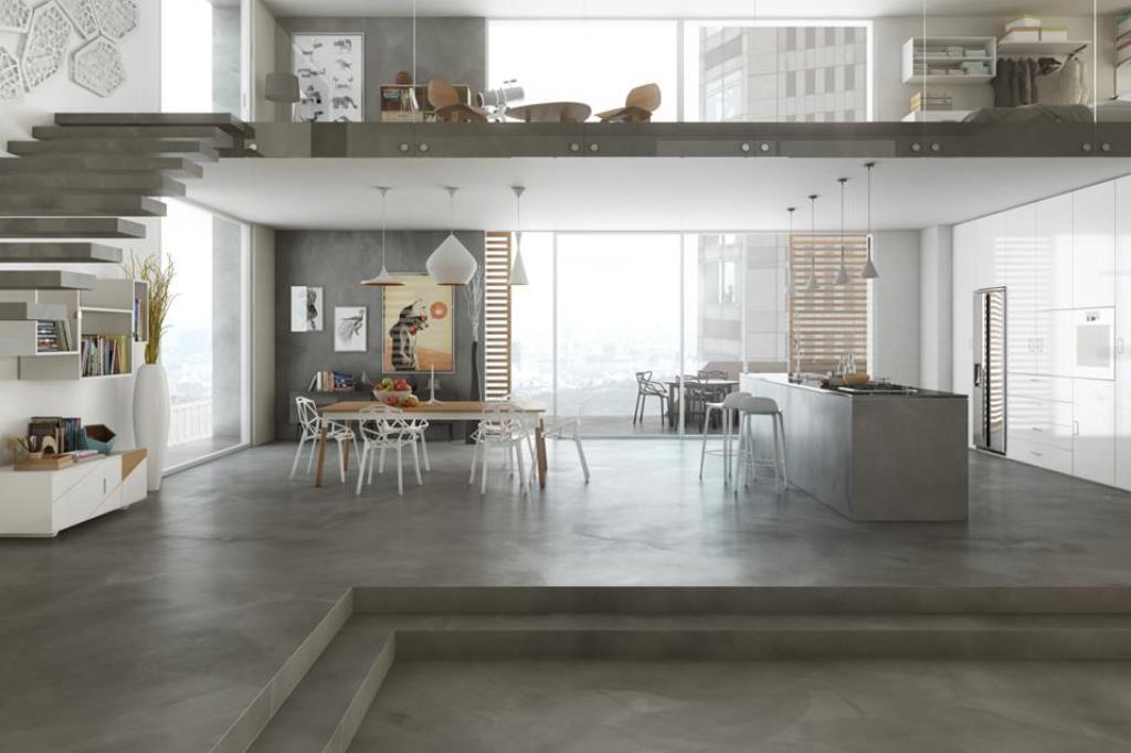 I pavimenti in resina catania for Pavimenti per case moderne