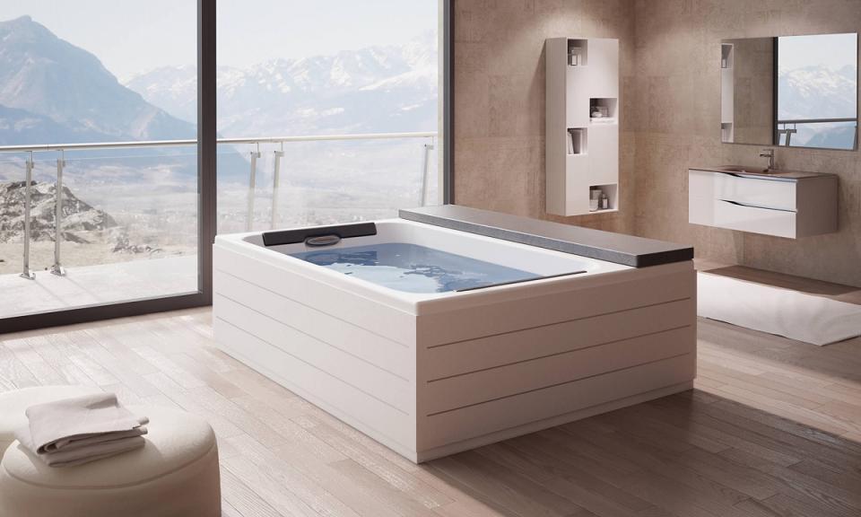 Bordo Vasca Da Spa : Minipiscina grandform spa loft catania