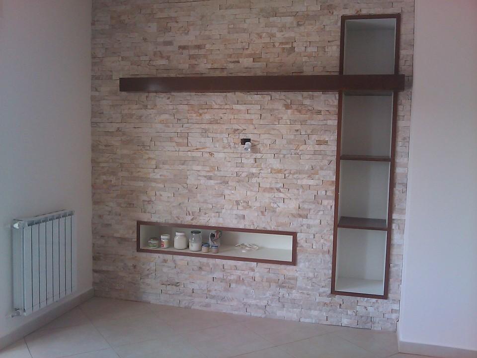 Showroom catania pag 2 for Salone con parete in pietra