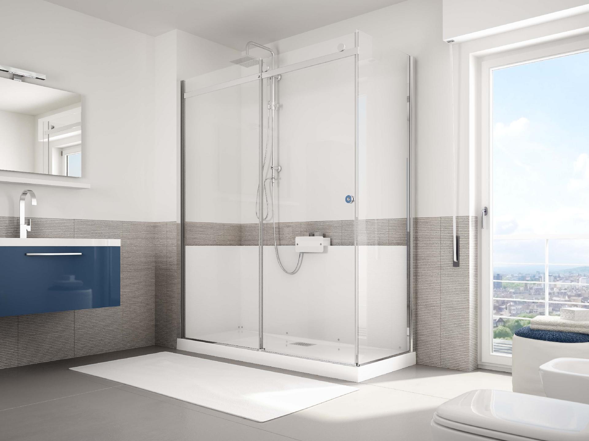 Sostituzione vasca in doccia catania - Bagno completo ikea ...