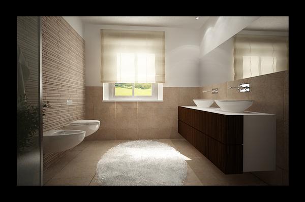 Realizzazione Arredo Bagno 3D - Catania