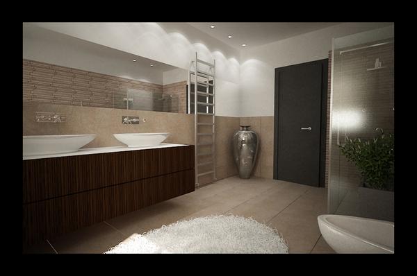 realizzazione arredo bagno 3d - catania - Arredo Bagno 3d