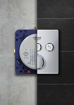 Parte incasso doccia Grohe Smartcontrol