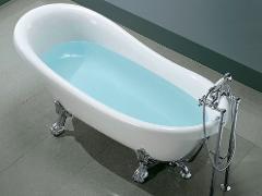 Vasca  con piedini Aqualife A204