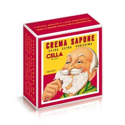 Crema Sapone Da Barba Cella