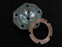 Meccanica di precisione con taglio idrogetto