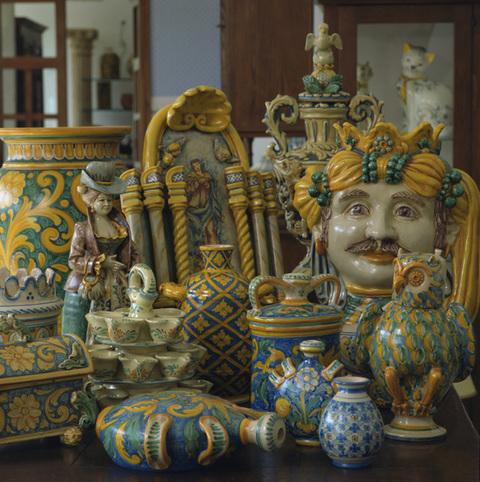 Caltagirone città della ceramica