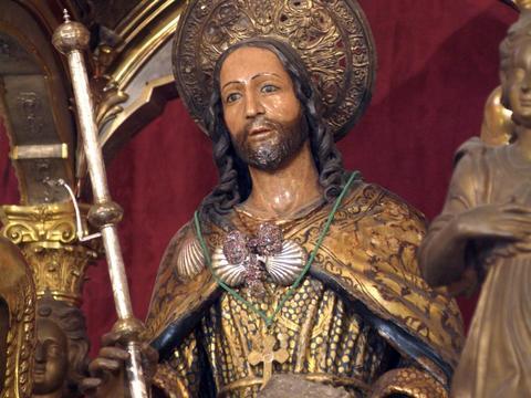 San Giacomo, Patrono di Caltagirone