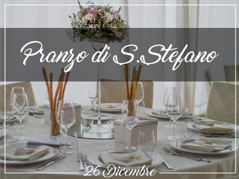Pranzo di S.Stefano
