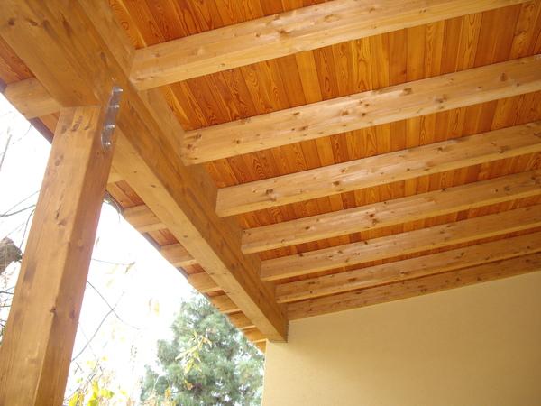 Soffitto In Legno Lamellare : Tetti in legno lamellare corso legnami srl lamellare segesta