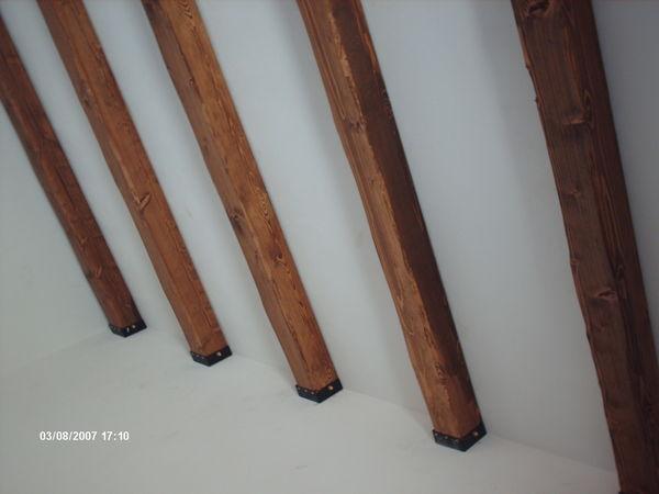 Controsoffitto In Legno Lamellare : Tettoie in legno lamellare roma kreaworldgroup
