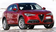Alfa Romeo Stelvio  Diesel
