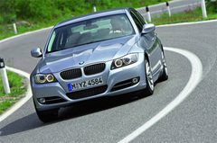 BMW 320 320d Efficient Dynamics Diesel