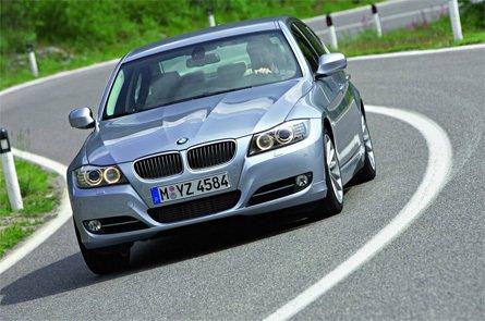 BMW 320 320d Efficient Dynamics Diesel