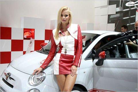 Fiat 500 ABARTH Benzina