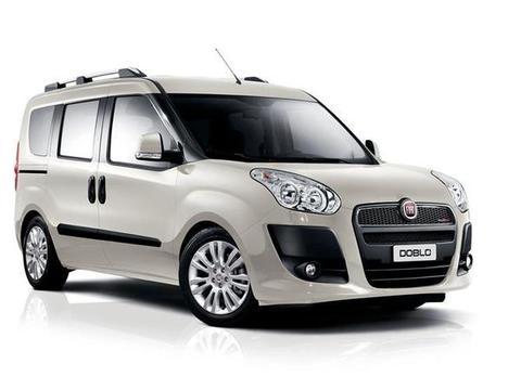 Fiat Doblo MyLife Diesel