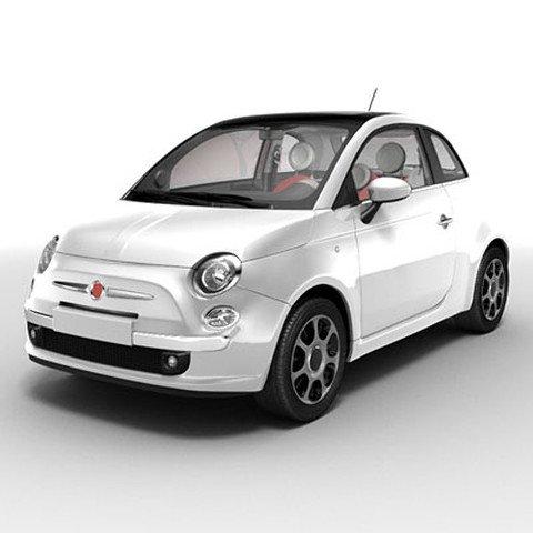 Fiat 500 1.3 MJT Pop Start Diesel