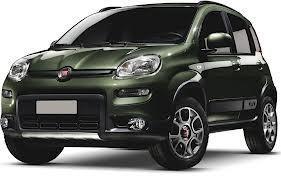 Fiat Panda Pop Benzina