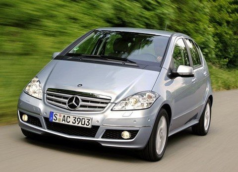 Mercedes-Benz A 160 CDI BlueEFFICIENCY Diesel