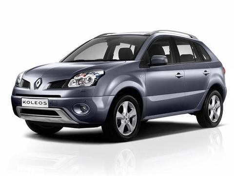 Renault koleos 2.0 dCi 150 cv 4x4  Diesel