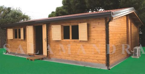 Casetta in legno in offerta € 9850,00 (IVA ESCLUSA)