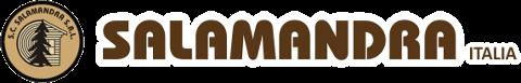 Casetta in legno su carrello omologato  Salamandra