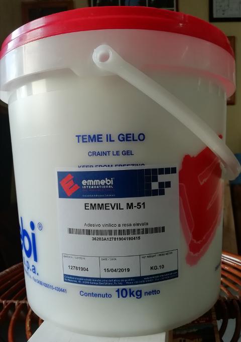 Colla Emmevil D2 Emmebi International Kg.10