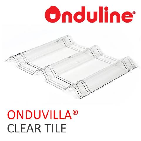 Onduvilla Clear Tile Onduline